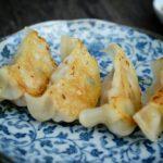 Kimchi Gyoza (dumplings) Recipe