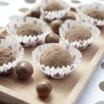 Sweet Treats: Cocoa Mochi with Nutella inside! | Four-Eyed Girlie