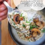 Chicken and Mushroom Rice in the Rice Cooker - Scruff & Steph