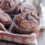 Easy Chocolate Chip Muffins - The Beach House Kitchen