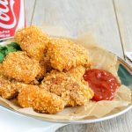 How To Keep Microwaved Frozen Chicken Nuggets From Getting Soggy – Melanie  Cooks