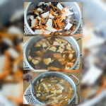 Healthy Vegetable Hot & Sour Soup