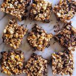Nutella Marshmallow Popcorn - The Bitter Side of Sweet