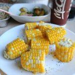 Sous Vide Buttered Corn on the Cob 慢煮牛油粟米– EC Bakes 小意思