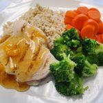 Orange Glazed Chicken - Birch Stream Farms