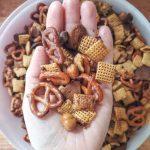 Chex Mix Recipe - Hoosier Homemade