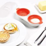 Microwave Egg Poacher-Poached Egg Cooker - Life Changing Products