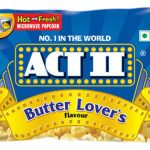 Act II Popcorn from Agro - Microwave Popcorn Manufacturer from Gurgaon