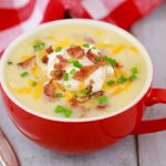 Microwave Potato Soup in a Mug (Microwave Mug Meals) | KeepRecipes: Your  Universal Recipe Box