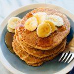 Whole Wheat Pancakes (Easy & Homemade) - Live Well Bake Often