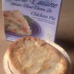 Dave's Cupboard: Bistro Cuisine Chicken Pot Pie