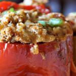 smoke-roasted stuffed bell peppers – smitten kitchen
