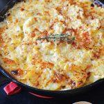 Cheesy Potatoes Au Gratin – Modern Honey