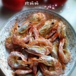 Dry shrimp in microwave oven   Chinese Snack Path2China.com