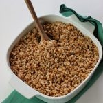 Stir & Scribble: just a tip | baked farro
