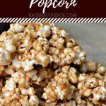 Root Beer Popcorn   Kate's Recipe Box