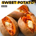 Melted Sweet Potatoes - Dad With A Pan