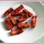 Microwave Tandoori Tofu   Recipes Recipe