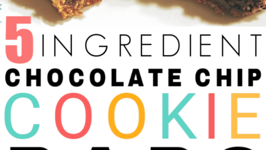 Chocolate Peanut Butter Oatmeal Bars • Dance Around the Kitchen