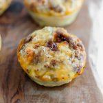 Egg Muffins with Chorizo - Meg's Everyday Indulgence