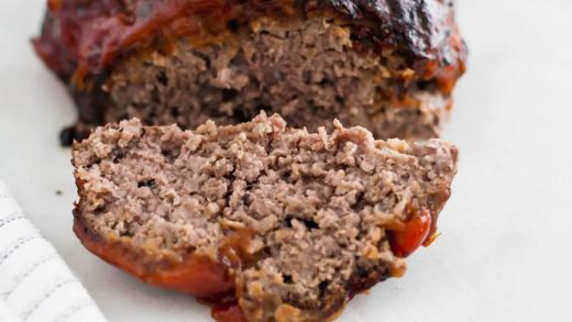 Air Fryer Meatloaf - Meg's Everyday Indulgence