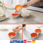 Kitchen, Dining & Bar Poacher Microwave Eggs Perfect Double Cooker Bpa  Cookware Steamer Cup Breakfast Kitchen Tools & Gadgets