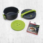 Kuhn Rikon Duromatic Microwave Pressure Cooker - QVC UK