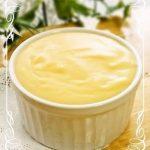 How to make eggless vanilla custard without custard powder - Shellyfoodspot  shellyfoodspot