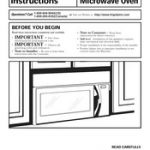 Frigidaire FFMV162LWA Manuals   ManualsLib