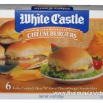 REVIEW: White Castle Microwaveable Cheeseburgers - The Impulsive Buy