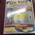 EGG WAVE...MICROWAVE EGG COOKER, BRAND NEW IN BOX, COOKS IN SECONDS,  HEALTHY! | How to cook eggs, Microwave eggs, Microwave cooker