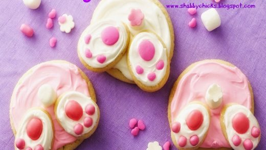 Kitchen, Dining & Bar Easter Bunny Butt with Feet Cookie Cutter Baking  Accs. & Cake Decorating