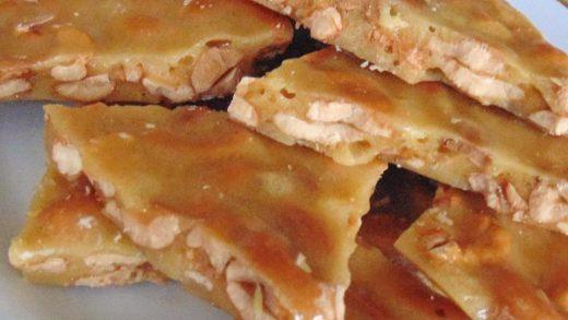 Easy Microwave Cashew Brittle Recipe   Allrecipes