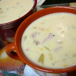 Keto Ham and Gruyère Soup | MyKetoHome