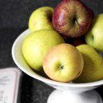 apple mosaic tart with salted caramel – smitten kitchen