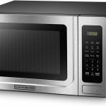 good quality BLACK+DECKER EM925AB9 Digital Microwave Oven with Turntable  Push-Button DoorChild Safety Lock900W0.9 cu. ftStainless Steel incredible  discounts -petrolepage.com