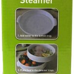 2 Tier Microwave Steamer Healthy Cooking Quick Fast Vegetables, Fish,  Shellfish Oil Free Cooker: Home & Kitchen - Amazon.com