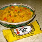 Here's another variation of my favorite one-pot dish using Vigo Yellow Rice.  This time, I used the … | How to cook chicken, One pot dishes, Chicken and yellow  rice