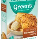 Greens Self Saucing Butterscotch Pudding – Green's Baking