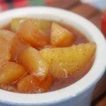 Cracker Barrel Fried Apples Recipe in the Slow Cooker
