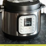 What is Instant Pot - Is Instant Pot is Suitable for Indian Cooking? - My  Tasty Curry