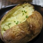 How to Make Air Fryer Baked Potatoes - Savory Saver
