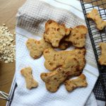 All Natural Apple and Cheddar Dog Biscuits Recipe