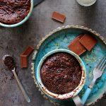 Microwave Mug Brownie | 2 Minutes Eggless Microwave Brownie in Mug - My  Tasty Curry