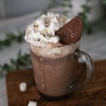Baileys Hot Chocolate Recipe with Orange...and lots of whipped cream!
