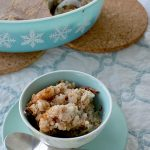 Rice Pudding with Cooked Rice | The Kitchen Magpie