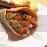 Bong Mom's CookBook: Begun Pora -- the Bengali Roasted Eggplant