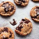German Chocolate No-Bake Cookies -