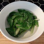 How to Freeze Bok Choy (Pak Choi) - Grow Create Save