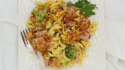 Broccoli Ham and Swiss Casserole – Palatable Pastime Palatable Pastime